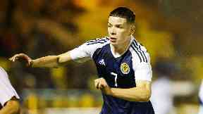 Arsenal midfielder Charlie Gilmour has pledged his future to Scotland.