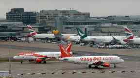 Businesses ranging from takeaway apps to airlines have applied surcharges.