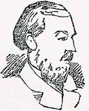 Trial: The Courier's artist impression of William Bury.