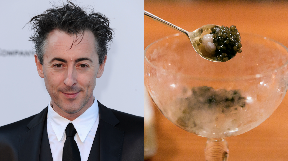Alan Cumming: Actor and campaigner joins fish farm fightback.