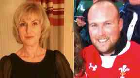 Penelope John and Barry Rogers killed retired nurse Betty Guy.