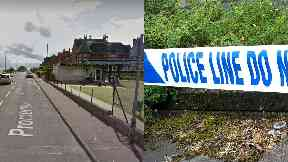 Leven: Forensic officers called.