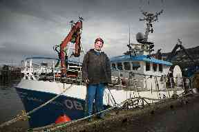 Robert says he thinks the biggest changes in the fishing industry have yet to happen.