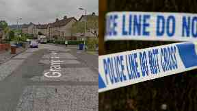 Paisley: Alleged victim found unconscious.