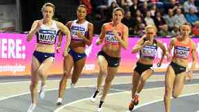 Star: Laura Muir is expected to compete at the event.