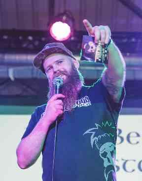 John Jackson from Braw Beards.