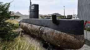 Madsen's 33-tonne Nautilus submarine was homemade