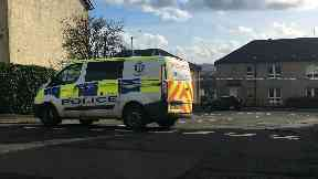 Dykemuir Street: Victim had to undergo surgery after attack.