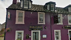 Black Horse: Large-scale fight outside Newton Stewart hotel and bar.