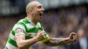 Scott Brown says Celtic's 3-2 win against Rangers ranks amongst his most memorable.