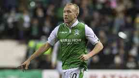 Chance: McGeouch has been called up.