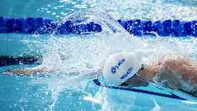 Hannah Miley is chasing a hat-trick of Commonwealth titles in the 400m individual medley.