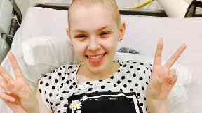 Kira: Is battling cancer for the fourth time.