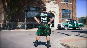 Men In Kilts: Canadian company are looking for Scottish workers.
