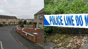Craigie Place: Woman died in hospital.