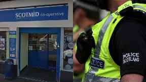 Scotmid: Stole a three-figure sum of cash.