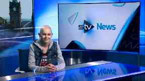 Kira: STV News has been following her journey.