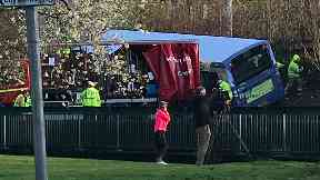 Crash: Passengers bring legal action against First Bus.