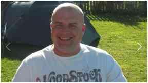 Martyn Cruickshanks: Missing since Sunday.