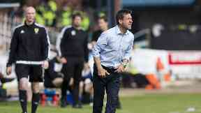 Dundee boss Neil McCann was unhappy with how his side ended their season.