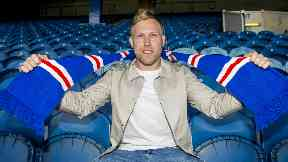 Scott Arfield has joined Rangers on a four-year deal.