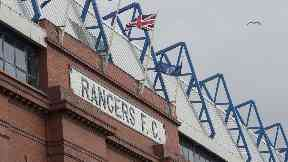 Rangers; Facing new court battle with Mike Ashley.