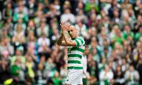 Scott Brown praised the response from both sets of fans.