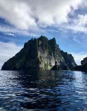 St Kilda is an isolated archipelago situated 64 kilometres west-northwest of North Uist.