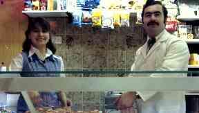 L'Alba D'Oro: Filippo and Maria‐Celeste Crolla opened a fish and chips shop in Edinburgh 43 years ago.