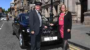 Lord Provost: Quit over expenses row.