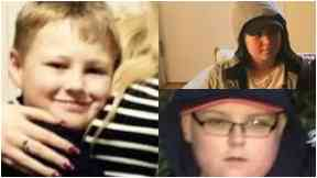 Missing: Three teenagers could be travelling to Manchester.