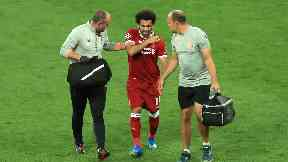 Liverpool forward Mo Salah has declared himself fit for Egypt's group opener against Uruguay.