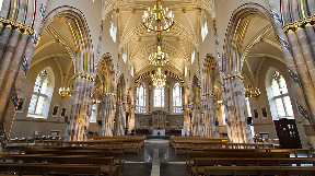 St Andrew's Cathedral: Incidents happened between 1981 and 1985.