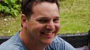 Death: Ian Spinks, 39, died after the crash.