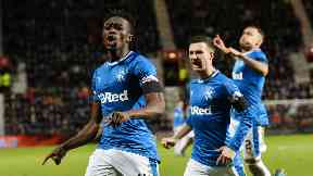 Rangers forward Joe Dodoo is leaving the club on loan.