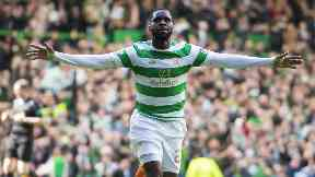 Odsonne Edouard: Players involved in collision.