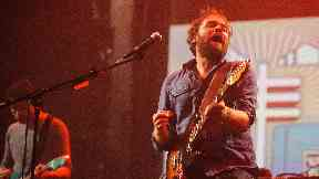 Donations: The festival will collect money in memory of Scott Hutchison.