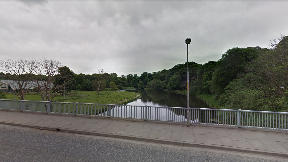 Person pulled from river after getting into difficulty