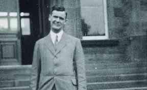 Dott: The well-respected surgeon helped establish neurology in Scotland.
