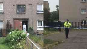 Magdalene Drive: Forensic officers called.