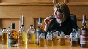 Rachel Barrie: Grew up in Aberdeenshire.
