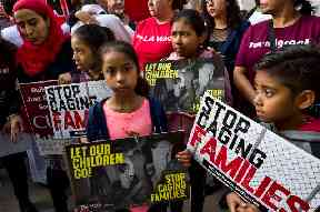 More than 50 immigrant children under five will be reunited with their parents