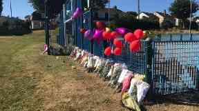 Tributes being laid for 15-year-old Shakira.