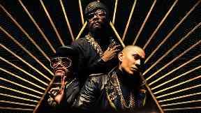 Black Eyed Peas: In Glasgow in November.