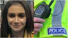 Michaela McGovern: Police appealing for information.