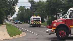 Fredericton Police asked people to avoid the area of Brookside Drive due to an ongoing incident.