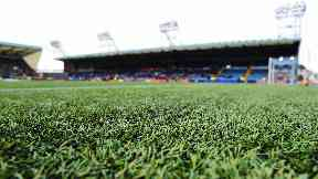 Kilmarnock are one of three top-flight clubs to play on artificial grass.