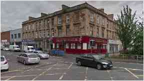 Union Bar: Man assaulted nearby.