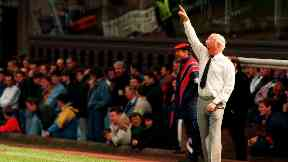 Jim McLean: Managed United until 1993.