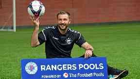 Thomson is now an academy coach at Rangers.